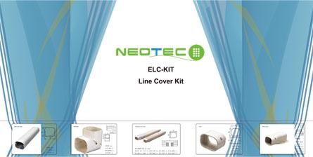 PVC line cover kit