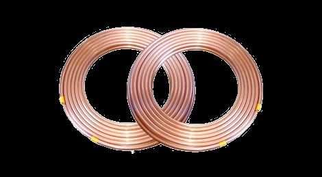 Soft drawn coil