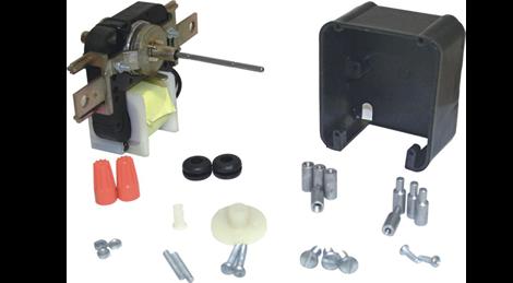Refrigeration motors